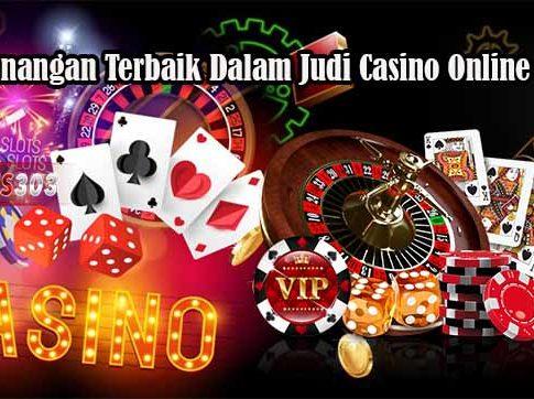 Kemenangan Terbaik Dalam Judi Casino Online Resmi